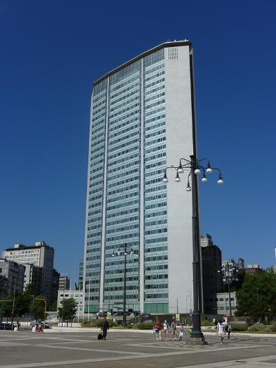 grattacielo pirelli-milano-pier luigi nervi