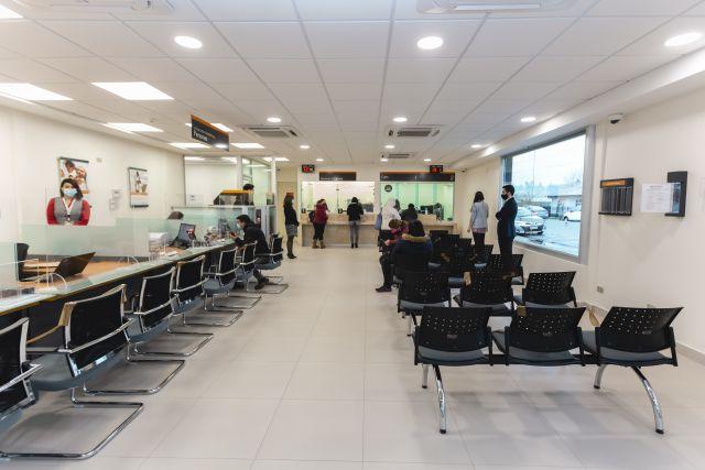 Funciona oficialmente la nueva sucursal de Banco Estado en Llanquihue