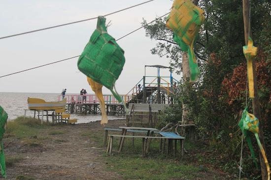 Pemandangan Mangrove Park bakau Besar 12 - Catatan Nizwar ID