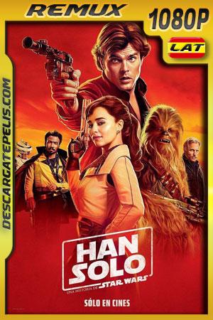 Han Solo: Una historia de Star Wars (2018) 1080p BDRemux Latino – Ingles