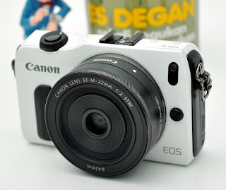 Jual Mirrorless Canon EOS M Bekas