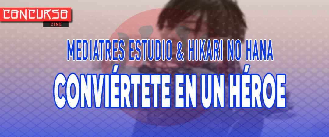 Sorteo Hikari No Hana: live-action Inuyashiki (Mediatres Estudio)