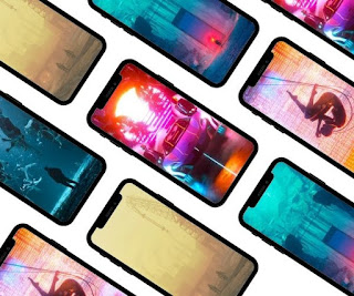 5 amazing phone wallpapers
