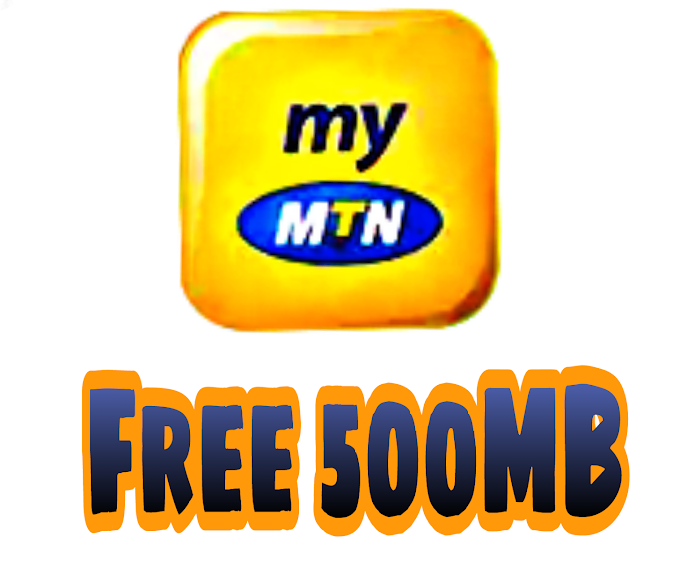 How to get free 500MB from mtn. Really working!!!