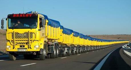 kobe designs pictures: World's Longest Trucks Ever Built ...