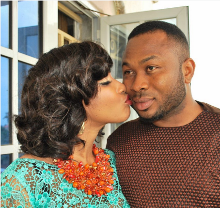 Tonto Dikeh and her husband