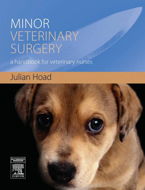 Minor Veterinary Surgery A Handbook for Veterinary Nurses - WWW.VETBOOKSTORE.COM