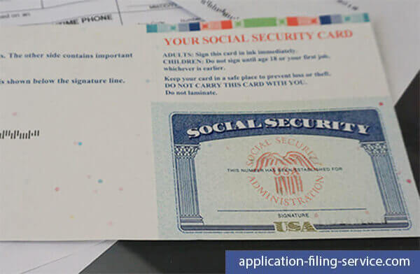 replacing a social security card