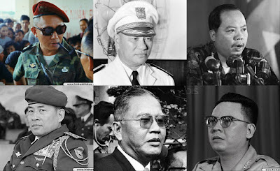 Danh sách Thống tướng và Đại tướng Việt Nam Cộng hòa.