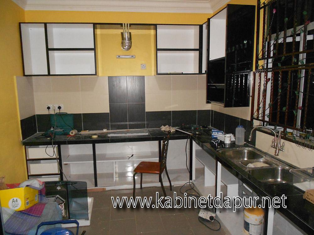 Kabinet Dapur Sungai Petani Desainrumahid Com