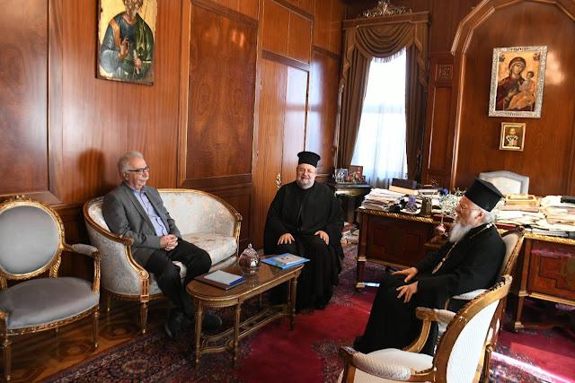 Διαψεύδει το Φανάρι φράσεις που αποδόθηκαν στον Οικουμενικό Πατριάρχη
