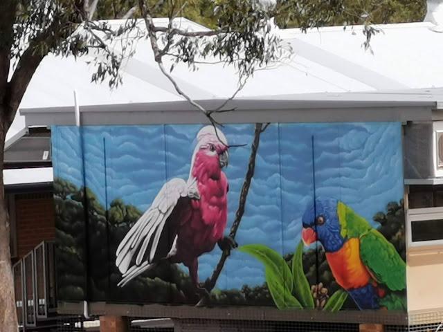 Currans Hill Street Art   Art of Sektor