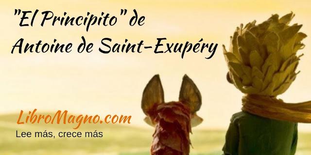 El Principito - Antoine de Saint-Exupéry
