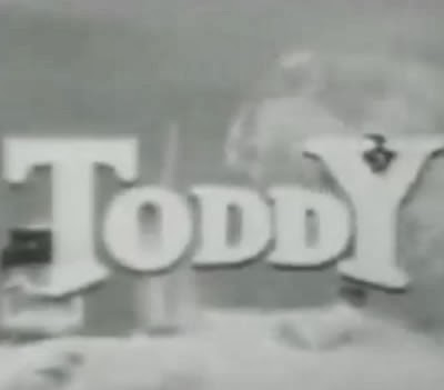 Propaganda do Toddy nos anos 50.