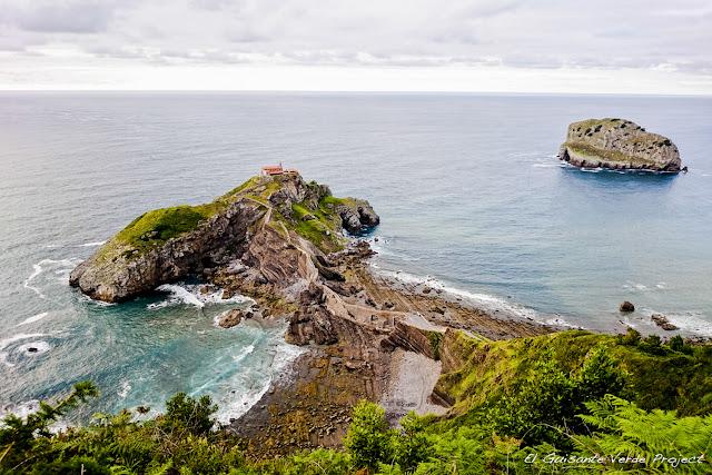 San Juan de Gaztelugatxe - Bermeo, por El Guisante Verde Project