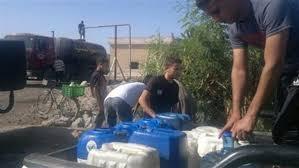 استمرار ازمة انقطاع المياه فى بعض محافظات الجمهورية والعطش يضرب سكان محافظة الدقهلية