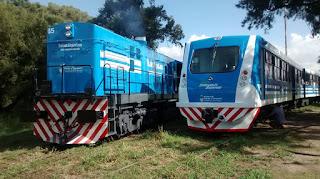 Buscan traspasar los Ferrocarriles de Chaco a la Provincia