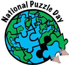 National Puzzle Day Wishes Photos