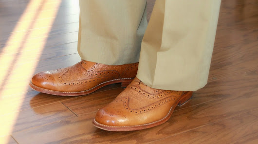 Product Review: Grenson Shoes
