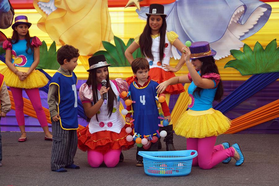 Soplando Velas Juegos Para Fiesta Infantil