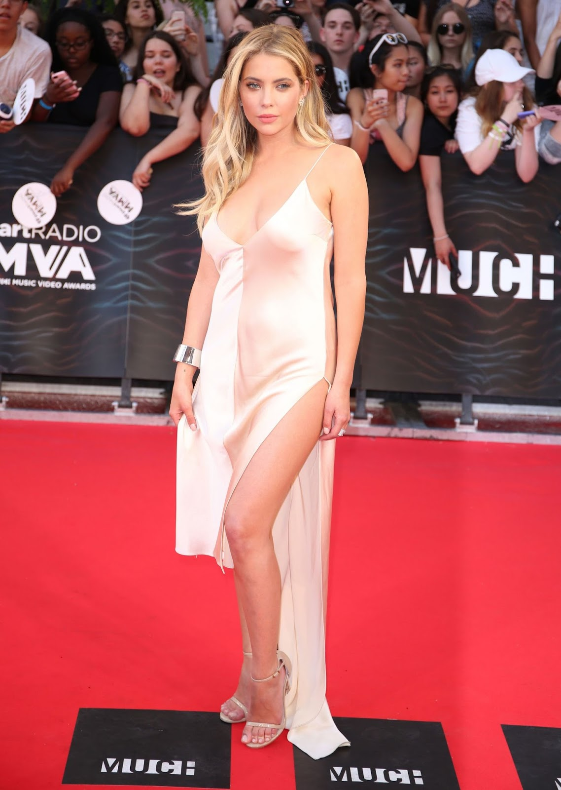 Ashley Benson at MuchMusic Video Awards 2016 in Toronto