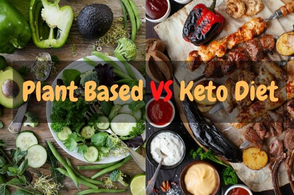 Plant-Based Diet vs Keto