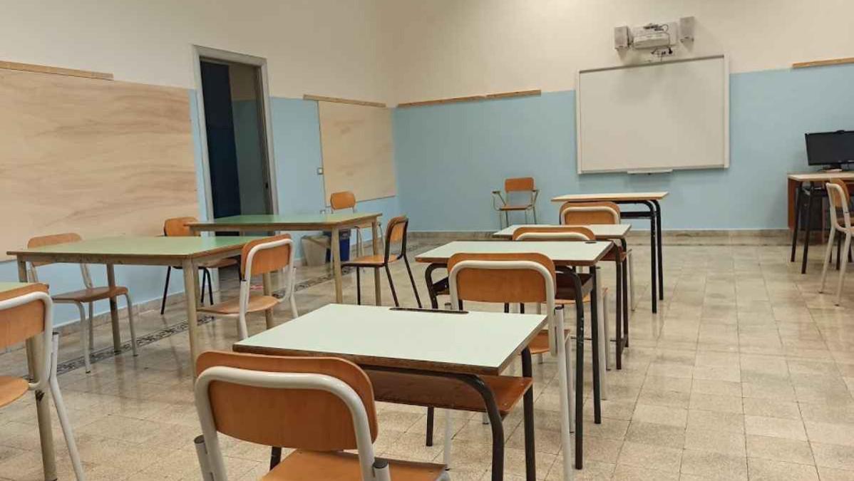 scuole chiude in provincia di Catania