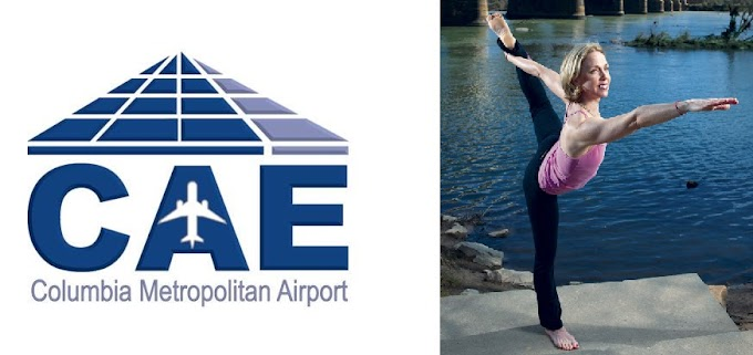 Hindus welcome Columbia Metropolitan Airport for offering free yoga classes