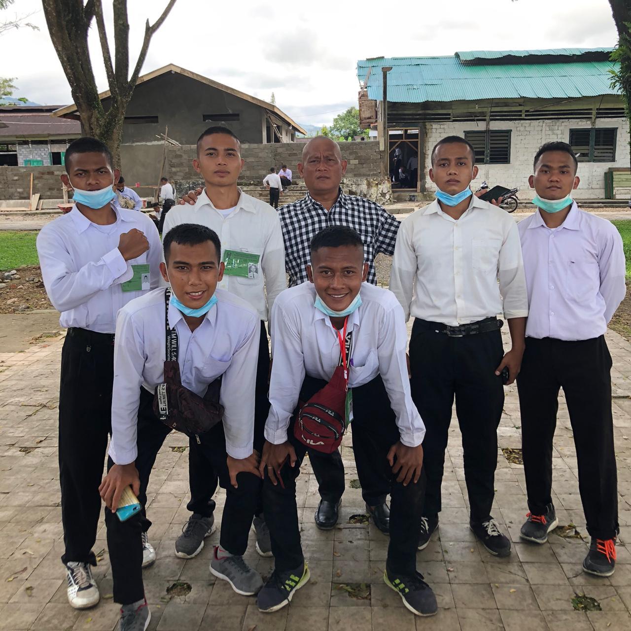 Enam Orang Putra Kabupaten Lingga Lulus Penerimaan Catam Parjurit Karir TNI AD Gelombang II TA 2020