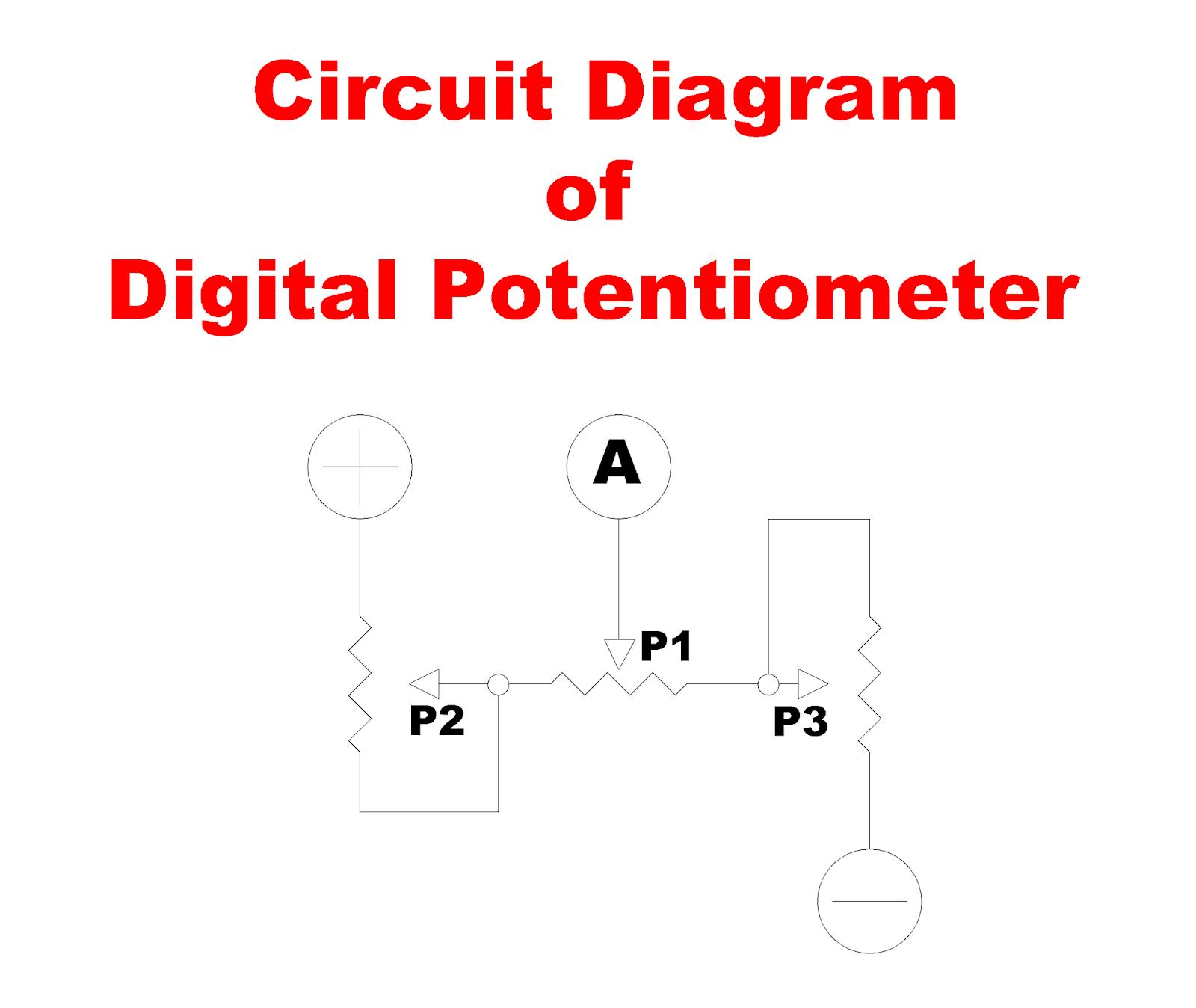Potentiometer Types Symbol Construction Working