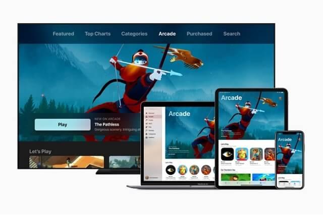 أبل تكشف عن سعر خدمة Apple Arcade وتاريخ الإطلاق