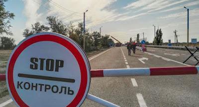 Кабмін закрив КПВВ на адмінкордоні з Кримом до 30 серпня