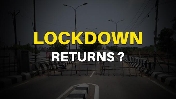 পশ্চিমবঙ্গে মে মাস থেকে লকডাউন 2021 west bengal lockdown 2021