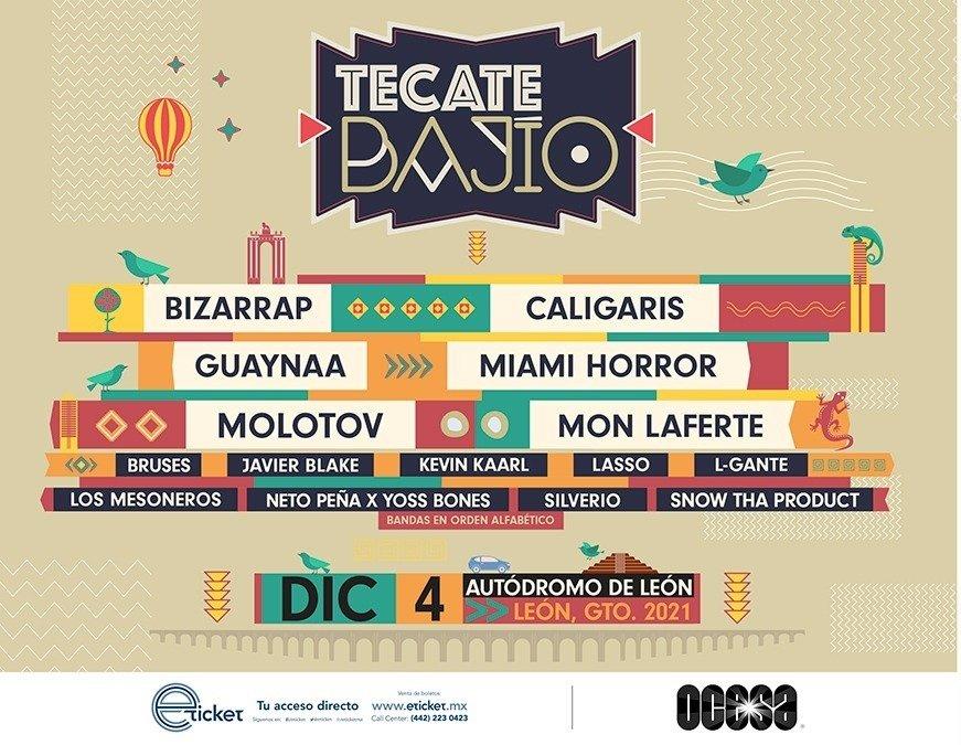 Tecate Bajío