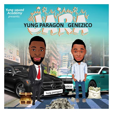 [ MUSIC] Yung Paragon - Jara ft Genezico