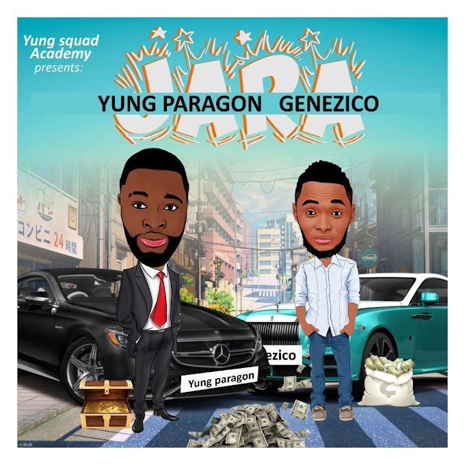 [ MUSIC] Yung Paragon - Jara ft Genezico