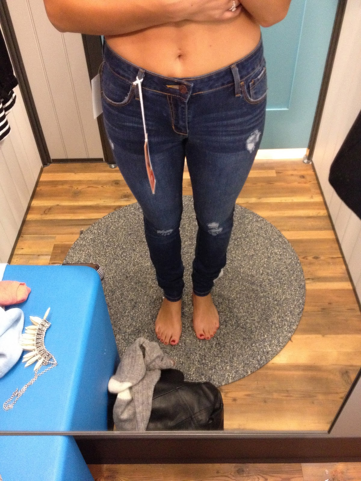 79fca0841c9 jules in flats  Old Navy Fitting Room Reviews - Spring 2014 Edition