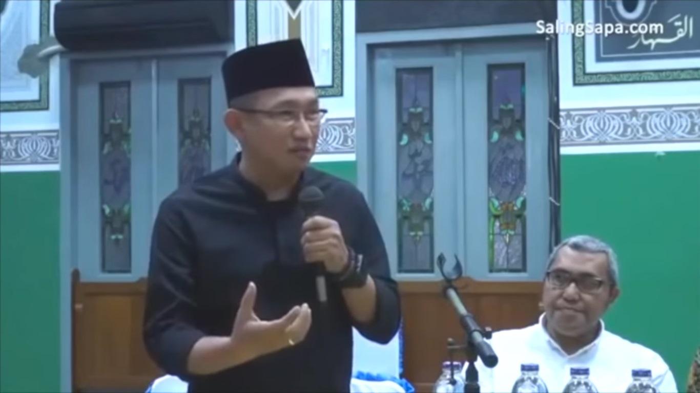 Video Eep Saefulloh Fatah soal politisasi masjid