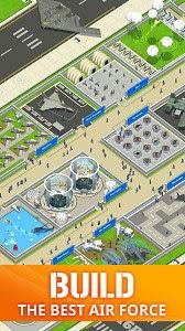 Idle Air Force Base Mod APK