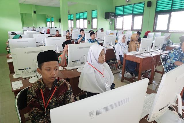 447 Siswa Madrasah Se Sumsel Rebut Tiket KSM Nasional