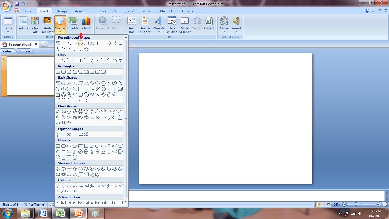 langkah, membuat, slide, presentasi, microsoft, powerpoint, model, warna, pilih, kotak, teks
