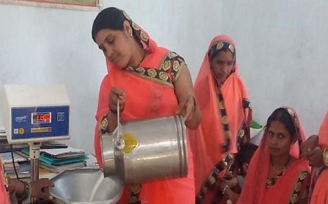 1 लीटर दूध बेचने से महिलाओं ने की थी शुरूआत, अब कमा रहीं 3 करोड़ - newsonfloor.com
