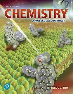 Chemistry A Molecular Approach 5th Edition