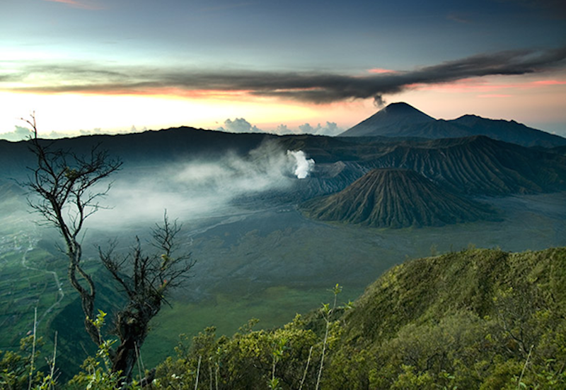 9. Mount Bromo, Indonesia - 20 of The Best Places To Watch The Sunset