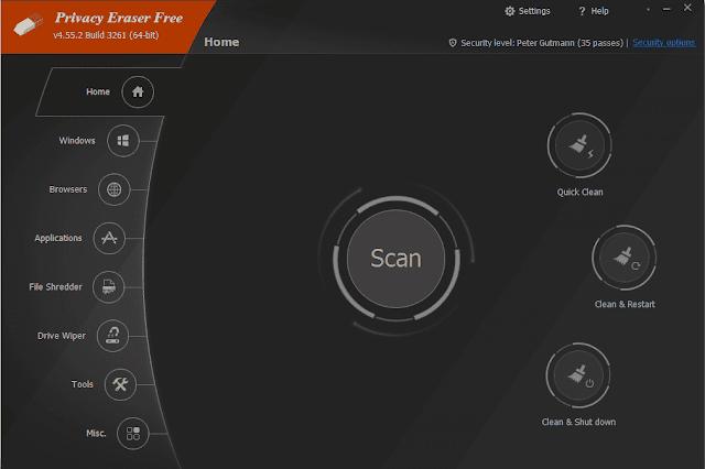 Screenshot Privacy Eraser Free 4.55 Build 3261 (Unlocked)