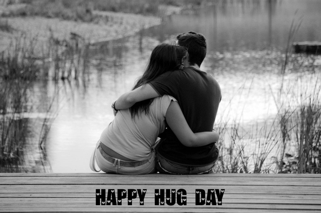 Happy Hug Day 2018 Images 3D Wallpapers HD Photo Pictures For Whatsapp Facebook