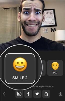 Cara Memberikan Efek Filter ke Foto melalui Galeri Menggunakan Faceapp