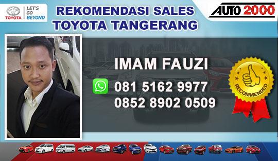 Toyota Bintaro Jaya Tangerang