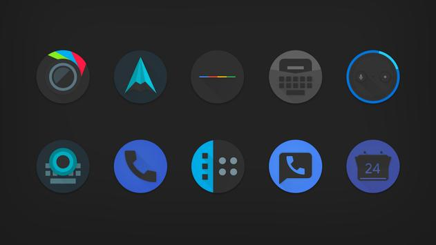 PIXELATION - Dark Pixel-inspired icons for Android