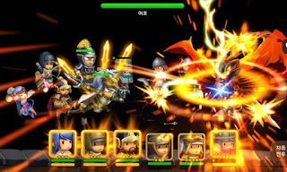 game Kingdom Story Brave Hack MOD God Mode apk android terbaru terpopuler